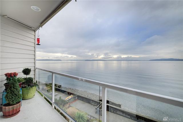 4021 Beach Dr SW 302N, Seattle, WA 98116 (#1385741) :: Beach & Blvd Real Estate Group