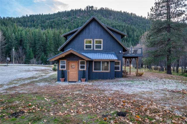 10595 Merry Canyon Rd, Leavenworth, WA 98826 (#1385746) :: The Craig McKenzie Team
