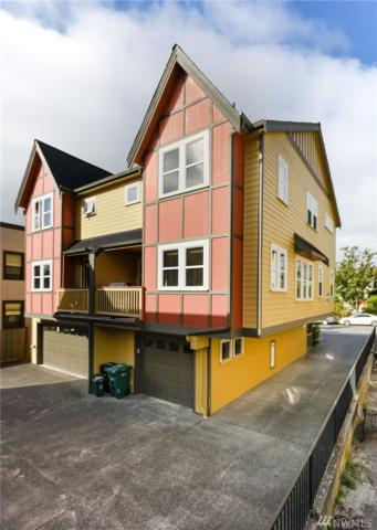 4322 Francis Ave N B, Seattle, WA 98103 (#1385801) :: Keller Williams - Shook Home Group