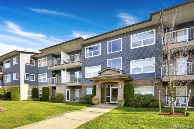 516 Darby Dr #308, Bellingham, WA 98226 (#1385863) :: Commencement Bay Brokers