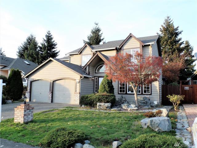 10128 SE 242nd Place, Kent, WA 98030 (#1385892) :: Keller Williams - Shook Home Group