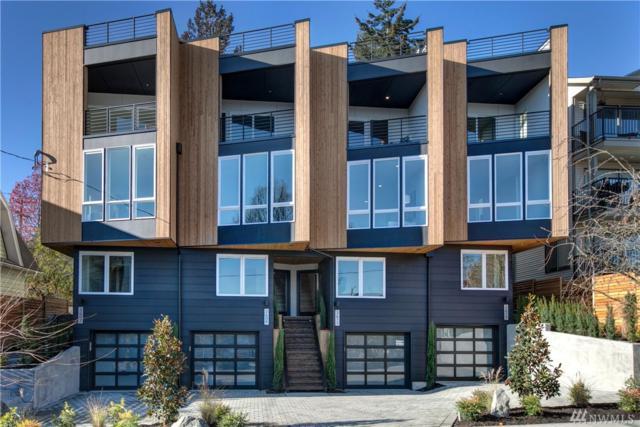 3611 Whitman Ave N, Seattle, WA 98103 (#1386063) :: Ben Kinney Real Estate Team