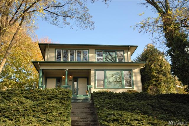 346 16th Ave, Seattle, WA 98122 (#1386075) :: Keller Williams Western Realty