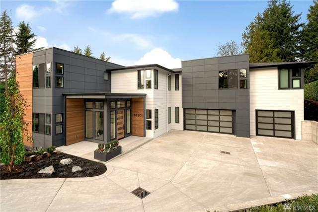 8520 NE 25th St, Clyde Hill, WA 98004 (#1386159) :: Homes on the Sound