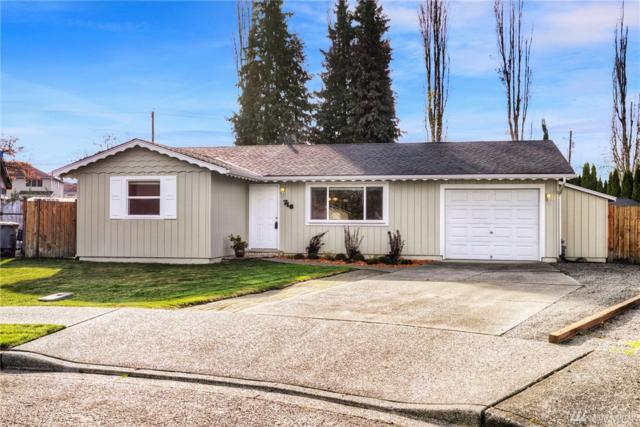 716 22nd St NW, Puyallup, WA 98371 (#1386300) :: Icon Real Estate Group
