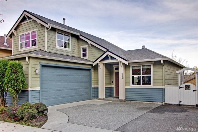 558 Lingering Pine Dr NW, Issaquah, WA 98027 (#1386305) :: The DiBello Real Estate Group