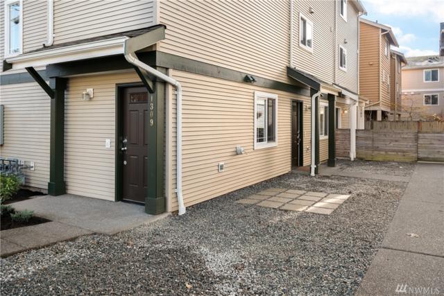 1309 N 88th St, Seattle, WA 98103 (#1386382) :: Keller Williams Western Realty