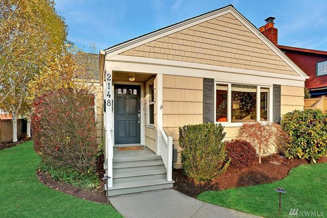 2148 N 61st St, Seattle, WA 98103 (#1386516) :: The DiBello Real Estate Group