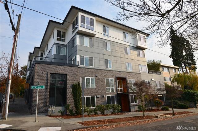 2901-S Jackson St #407, Seattle, WA 98144 (#1386534) :: Ben Kinney Real Estate Team