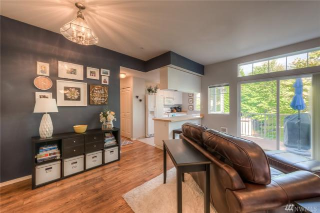 14007 69th Dr SE W4, Snohomish, WA 98296 (#1386540) :: The Torset Team