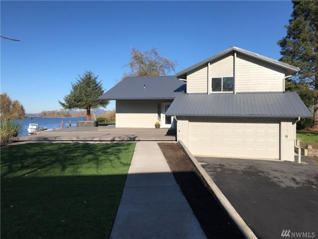 100 W Little Island Rd, Cathlamet, WA 98612 (#1386867) :: Crutcher Dennis - My Puget Sound Homes