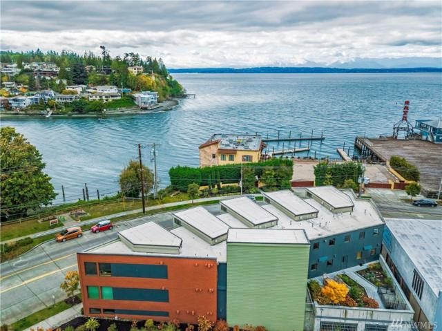 6006 Seaview Ave NW H, Seattle, WA 98107 (#1386882) :: McAuley Real Estate