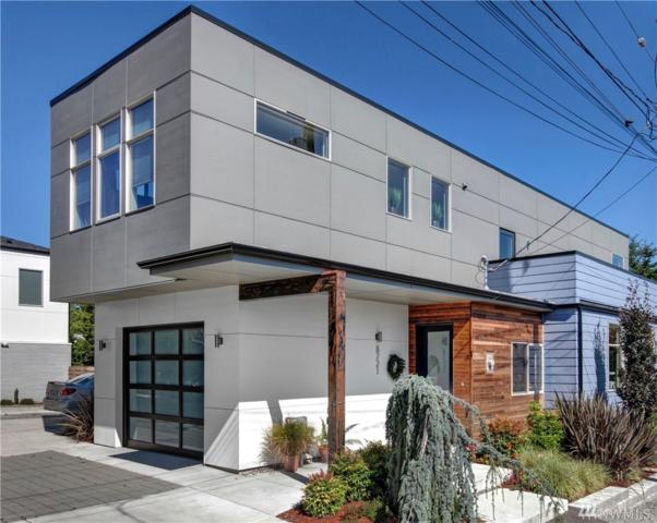8721 25th Ave NW, Seattle, WA 98117 (#1386923) :: The Royston Team