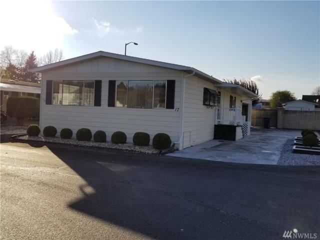 1402 22nd St NE #17, Auburn, WA 98002 (#1386980) :: Lucas Pinto Real Estate Group