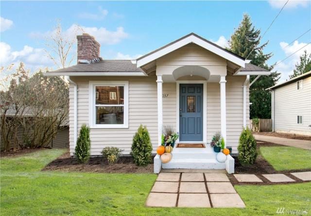11037 38th Ave NE, Seattle, WA 98125 (#1387022) :: Costello Team