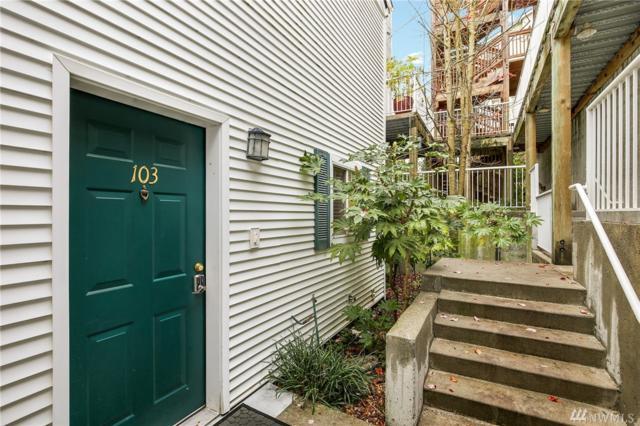 3970 129th Place SE A103, Bellevue, WA 98006 (#1387046) :: McAuley Real Estate