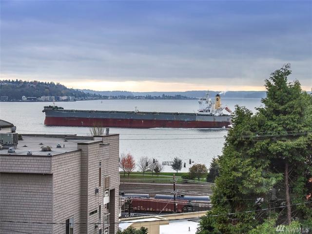 519 W Roy St #107, Seattle, WA 98119 (#1387282) :: The DiBello Real Estate Group