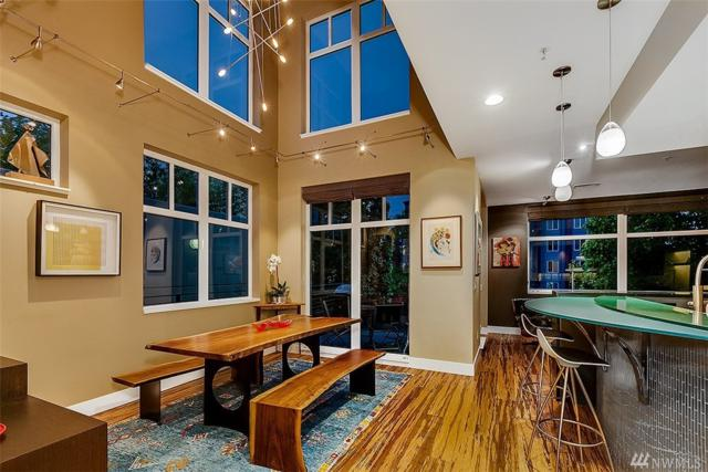 17 W Mercer St #8, Seattle, WA 98119 (#1387357) :: The DiBello Real Estate Group