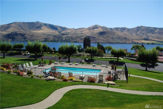 100 Lake Chelan Shores Dr 15-3, Chelan, WA 98816 (#1387377) :: Ben Kinney Real Estate Team