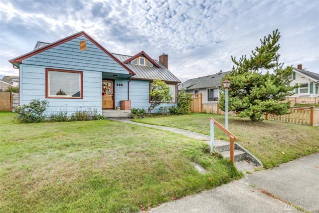 428 E 10th St, Port Angeles, WA 98362 (#1387587) :: NW Home Experts