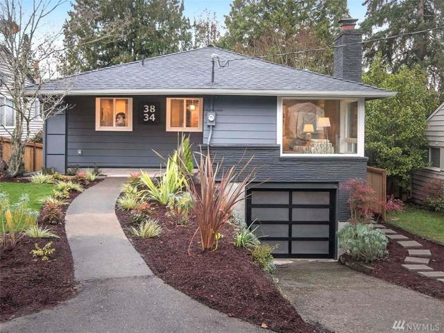 3834 NE 92nd St, Seattle, WA 98115 (#1387593) :: The DiBello Real Estate Group