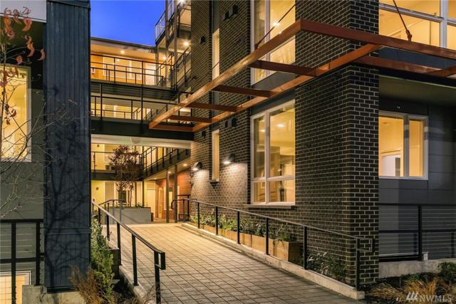 121 12th Ave E #203, Seattle, WA 98102 (#1387628) :: Beach & Blvd Real Estate Group