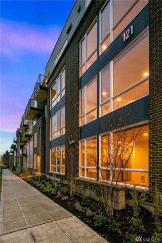 121 12th Ave E #406, Seattle, WA 98102 (#1387645) :: Beach & Blvd Real Estate Group