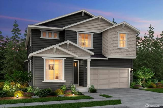 10602 243rd (Lot 11) Place, Kent, WA 98030 (#1387674) :: McAuley Real Estate