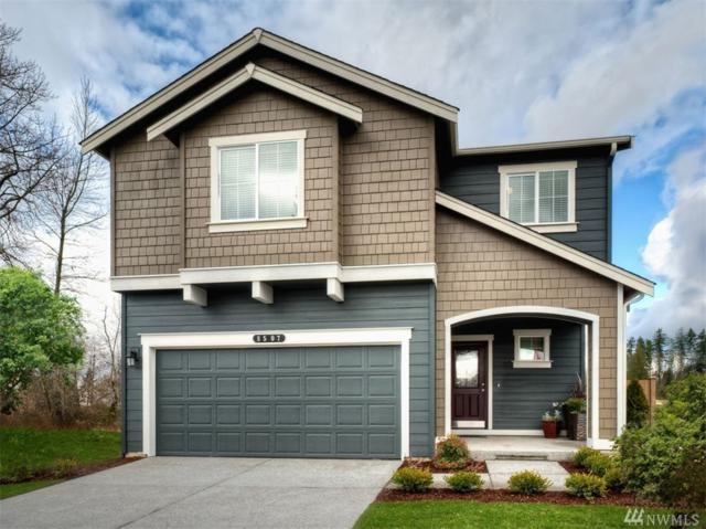 10566 190th St E #160, Puyallup, WA 98374 (#1387719) :: Homes on the Sound