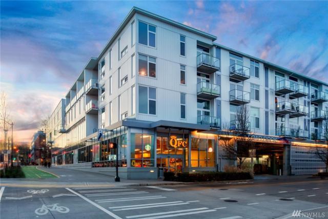 501 Roy St M215, Seattle, WA 98109 (#1387833) :: Kimberly Gartland Group