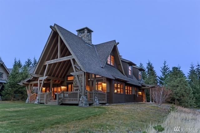 350 Saddle Ridge Lp, Cle Elum, WA 98922 (#1387927) :: Homes on the Sound