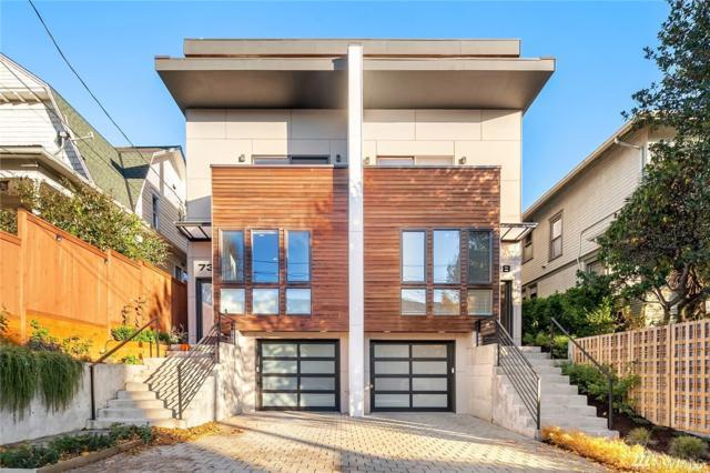 728 14th Ave, Seattle, WA 98122 (#1387937) :: Ben Kinney Real Estate Team