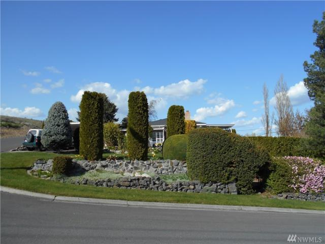374 West Line Rd, Ephrata, WA 98823 (#1387957) :: Homes on the Sound