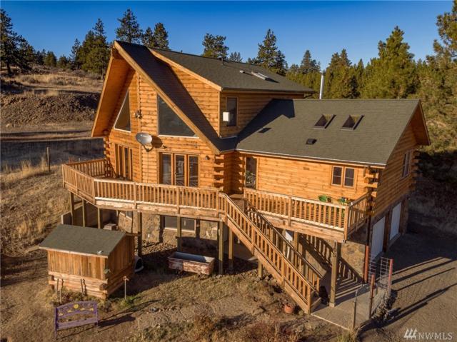 105 Chipmunk Trail Rd, East Wenatchee, WA 98802 (#1387962) :: Tribeca NW Real Estate
