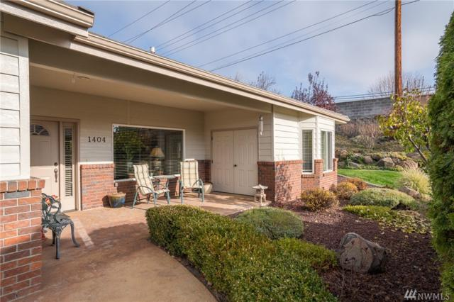 1380 Eastmont Ave #1404, East Wenatchee, WA 98802 (#1388004) :: Tribeca NW Real Estate