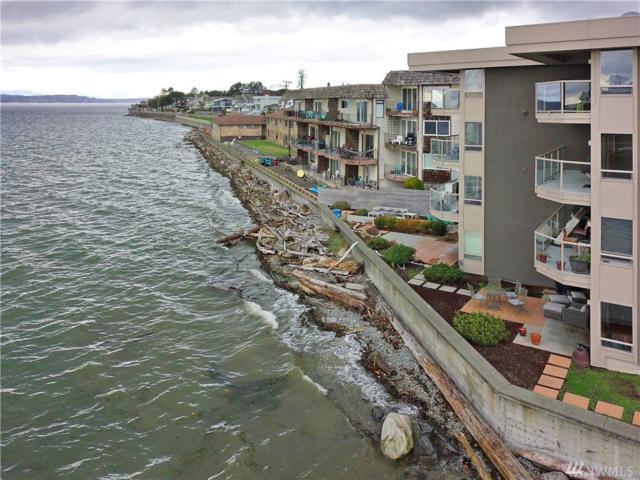 3633 Beach Dr SW #302, Seattle, WA 98116 (#1388194) :: Kimberly Gartland Group