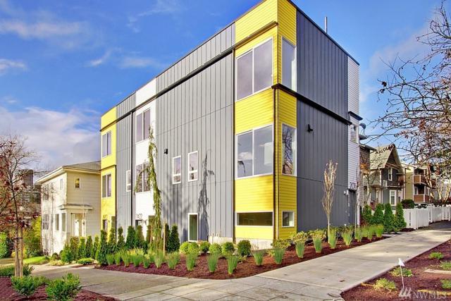 201 15th Ave, Seattle, WA 98122 (#1388244) :: Kimberly Gartland Group