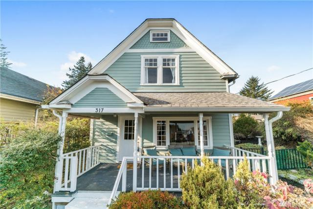 317 Rogers St NW, Olympia, WA 98502 (#1388323) :: Ben Kinney Real Estate Team