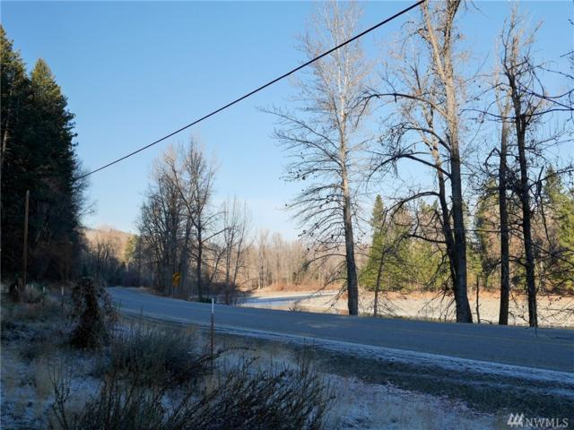 891 Twisp-Carlton Road, Twisp, WA 98856 (#1388330) :: Homes on the Sound