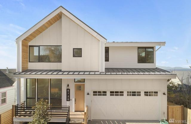 6725 34th Ave NW, Seattle, WA 98117 (#1388593) :: Costello Team