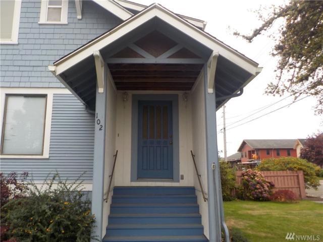 102 Williams Ave, Ilwaco, WA 98624 (#1388905) :: Homes on the Sound