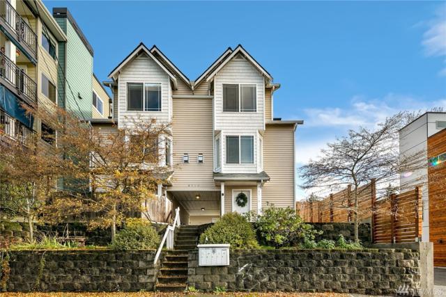 8710 Phinney Ave N B, Seattle, WA 98103 (#1388910) :: Kimberly Gartland Group