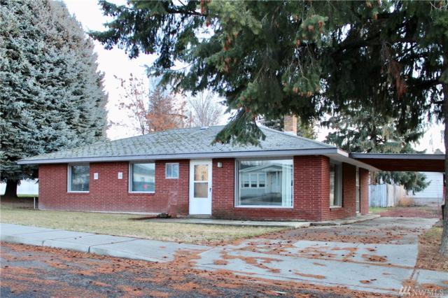 106 W Adams St, Harrington, WA 99134 (#1389020) :: Ben Kinney Real Estate Team