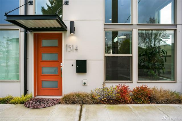 1514 NW 87th St, Seattle, WA 98117 (#1389203) :: Beach & Blvd Real Estate Group