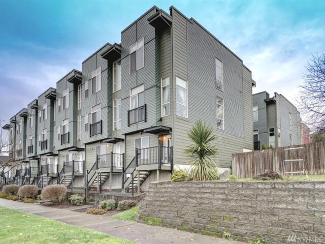 2128 S G St #17, Tacoma, WA 98405 (#1389527) :: Kimberly Gartland Group