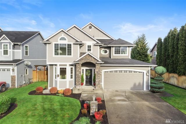1058 22nd St Nw, Puyallup, WA 98371 (#1389656) :: Kimberly Gartland Group