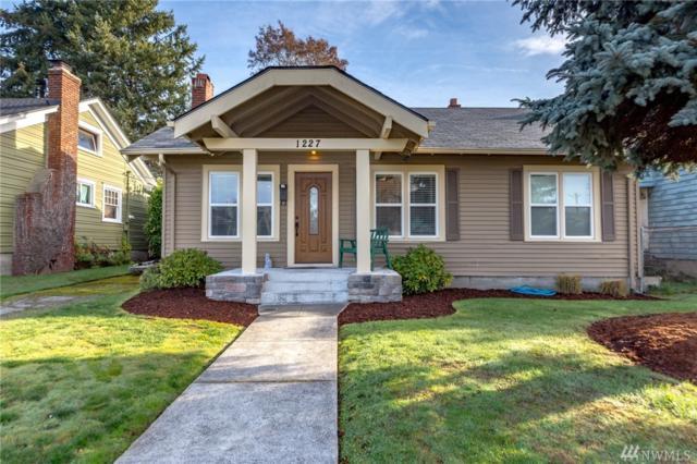 1227 S Ridgewood Ave, Tacoma, WA 98405 (#1389781) :: Costello Team