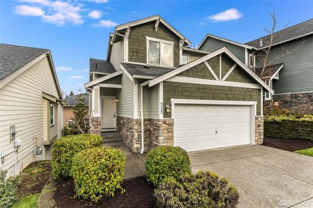 523 50th St SE #4, Auburn, WA 98092 (#1390011) :: Kimberly Gartland Group