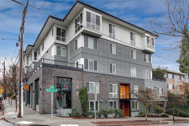 2901 S Jackson St #301, Seattle, WA 98144 (#1390043) :: HergGroup Seattle