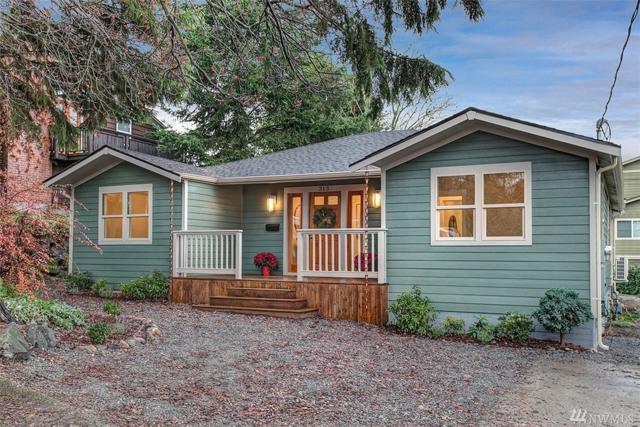 313 NW 46th St, Seattle, WA 98107 (#1390251) :: Kimberly Gartland Group